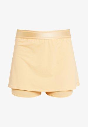 DRY SKIRT - Sports skirt - celestial gold