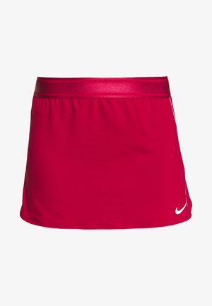 DRY SKIRT - Sports skirt - gym red/white