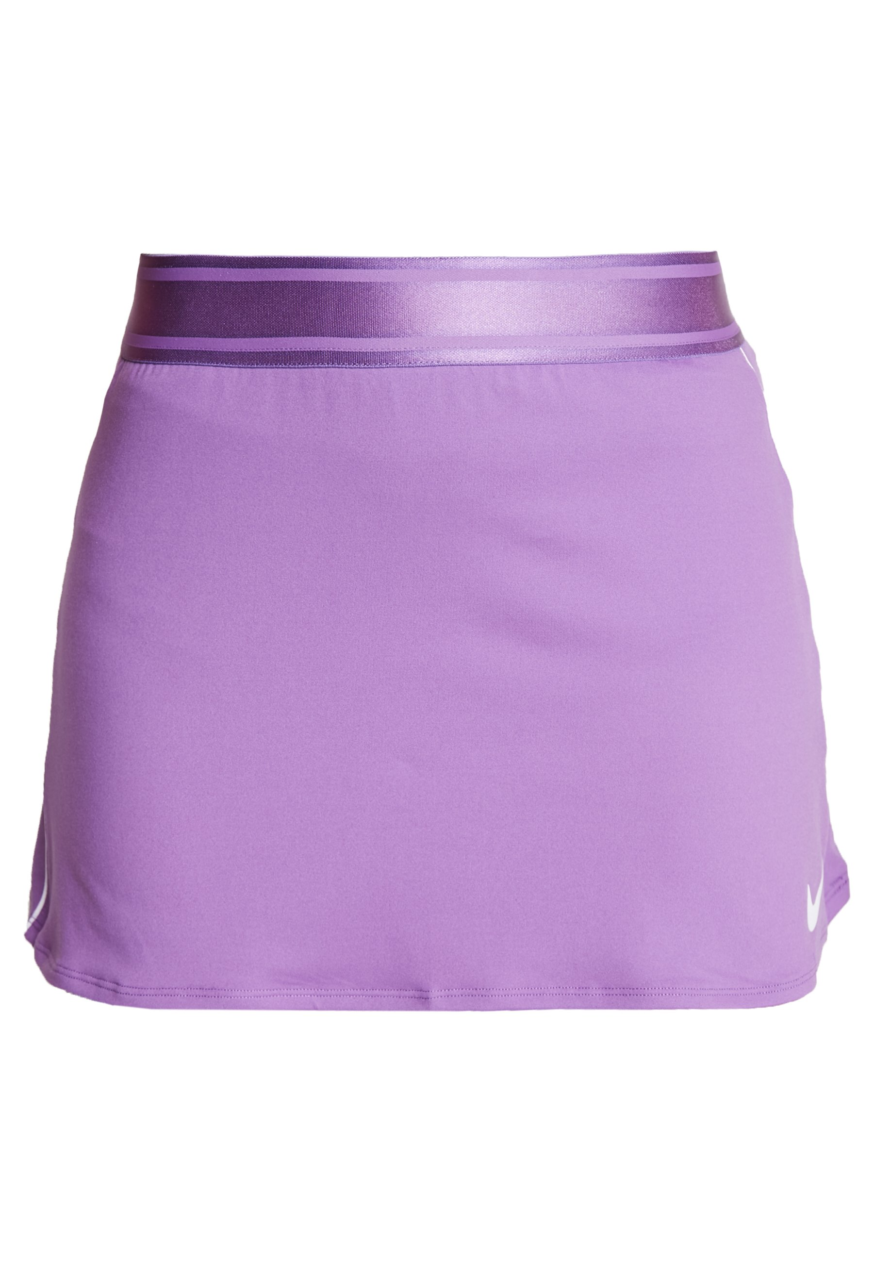 Nike Performance DRY SKIRT - Sports skirt - purple/white