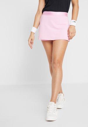 DRY SKIRT - Sports skirt - pink rise/white