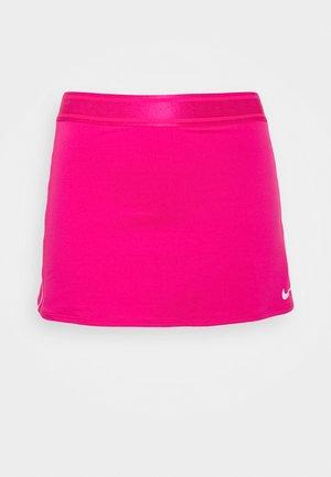 DRY SKIRT - Sportovní sukně - vivid pink/white/white