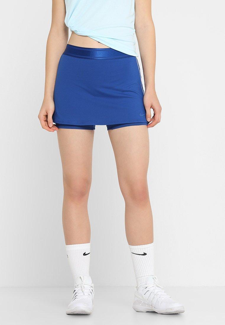 Nike Performance - DRY SKIRT - Sportrock - indigo force/white/white/indigo force
