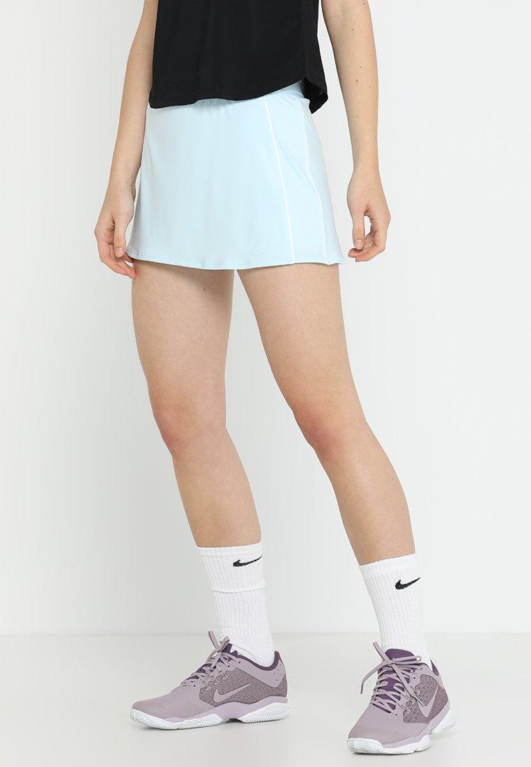 Nike Performance - DRY SKIRT - Sports skirt - topaz mist/white