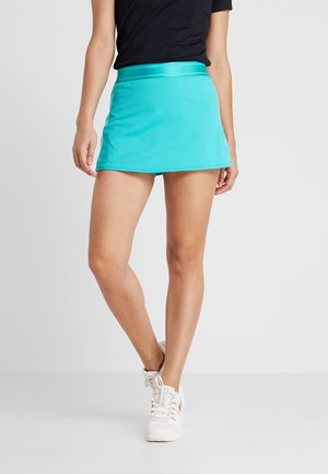 DRY SKIRT - Sportkjol - teal/white