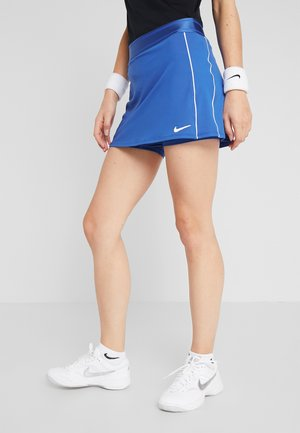 DRY SKIRT - Sports skirt - game royal/white