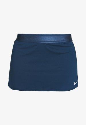 DRY SKIRT - Sports skirt - valerian blue/white