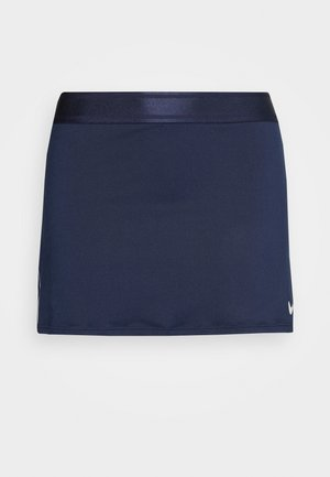 DRY SKIRT - Falda de deporte - college navy/white