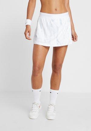 SKIRT - Sportovní sukně - white