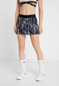 Nike Performance - SKIRT - Sportovní sukně - black - 0