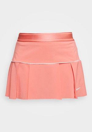VICTORY SKIRT - Sports skirt - sunblush/white