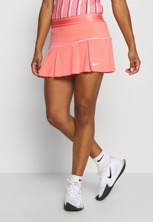 VICTORY SKIRT - Sports skirt - sunblush/white