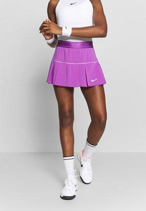 VICTORY SKIRT - Sports skirt - purple/white