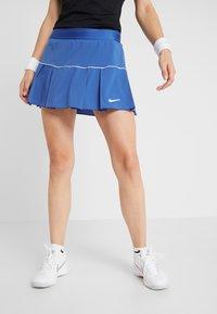 Nike Performance - VICTORY SKIRT - Falda de deporte - game royal/white - 0