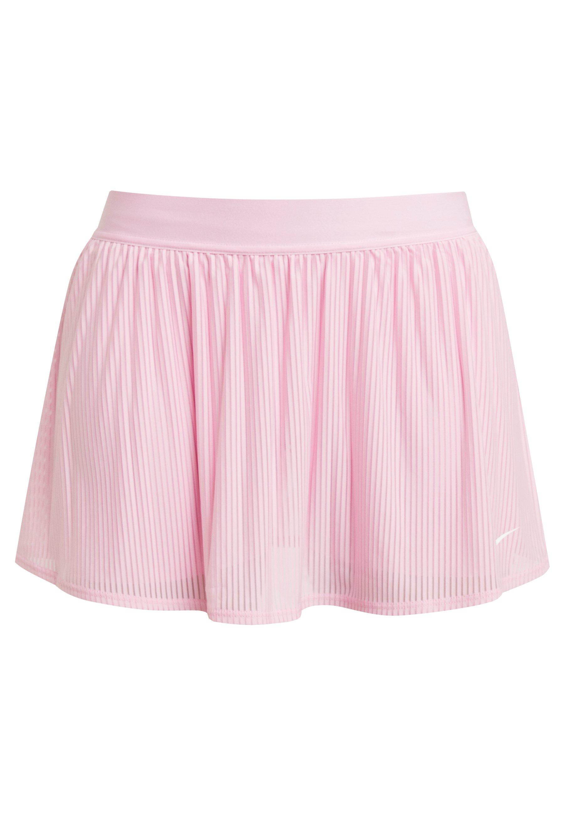 Nike Performance MARIA SKIRT - Spódnica sportowa - pink rise/white