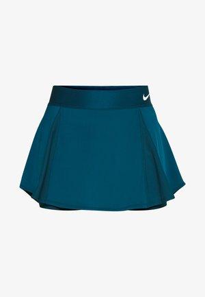 FLOUNCY SKIRT - Sportovní sukně - valerian blue/white