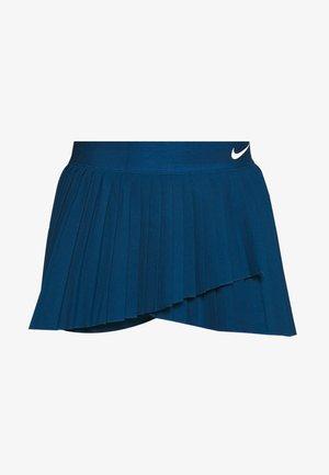 VICTORY SKIRT - Sportkjol - valerian blue/white