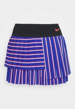 Sports skirt - deep night/black/white/laser crimson