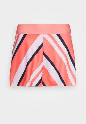 FLOUNCY SKIRT PRINTED - Sports skirt - sunblush/white