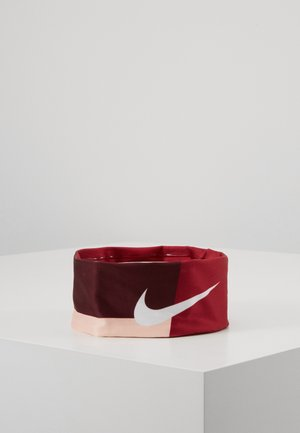 FURY HEADBAND - Oorwarmers - worn brick/night maroon/washed coral