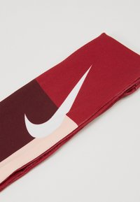 Nike Performance - FURY HEADBAND - Ear warmers - worn brick/night maroon/washed coral - 2