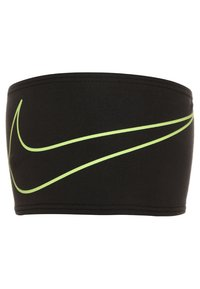 Nike Performance - SWOOSH  - Čelenka - black/volt - 2