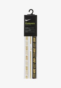 Nike Performance - HAIRBANDS 3 PACK - Other - white/black - 4