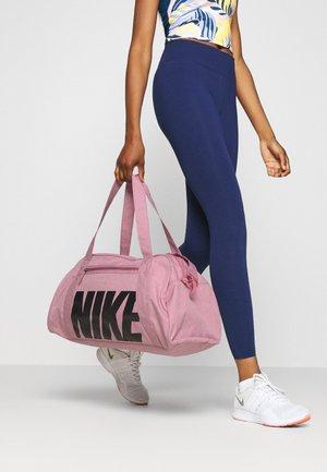 GYM CLUB - Sports bag - desert berry/black