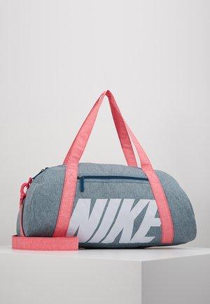 GYM CLUB - Sports bag - valerian blue/watermelon/football grey