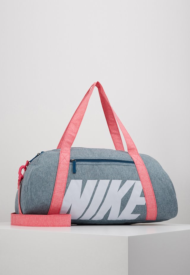 GYM CLUB - Bolsa de deporte - valerian blue/watermelon/football grey