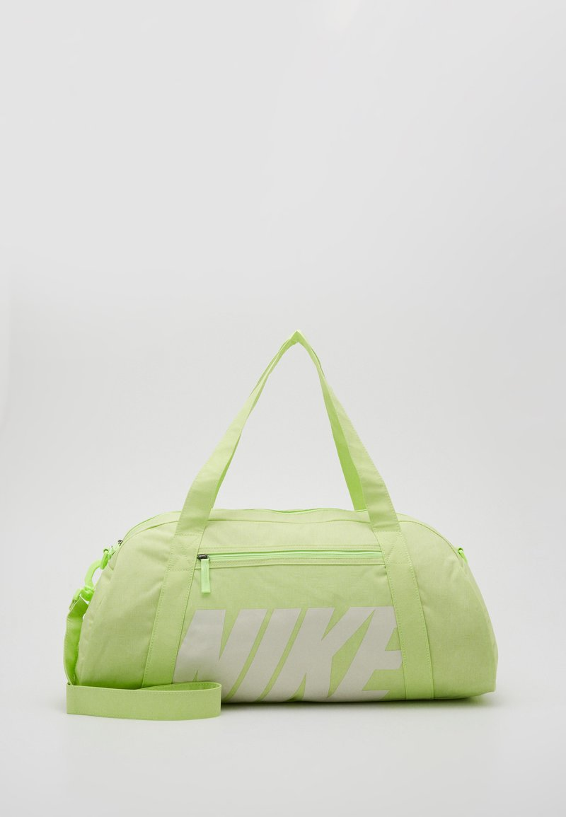Nike Performance - GYM CLUB - Sports bag - ghost green/ghost green/pale ivory