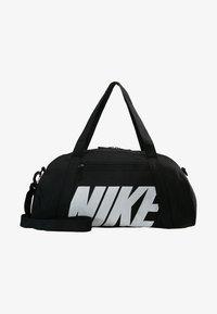 Nike Performance - GYM CLUB - Sporttas - black/black/white - 4