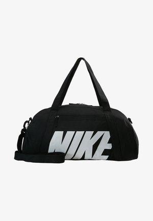 GYM CLUB - Sportovní taška - black/black/white