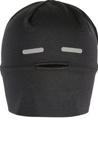 Nike Performance - WOMENS RUN DRY HAT AND GLOVE SET - Fingervantar - black/black/silver - 5