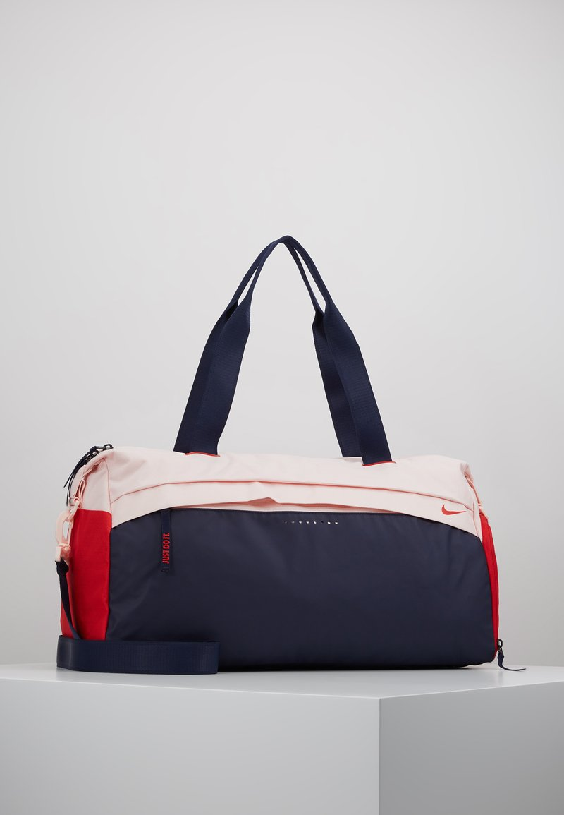 Nike Performance - RADIATE CLUB - Sports bag - echo pink/blackened blue/university red