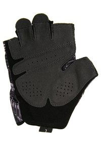 Nike Performance - GYM ULTIMATE GLOVES - Fingerless gloves - black/anthracite/storm pink - 3