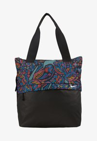 Nike Performance - RADIATE TOTE  - Torba sportowa - black/white - 5