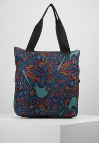 Nike Performance - RADIATE TOTE  - Torba sportowa - black/white - 2