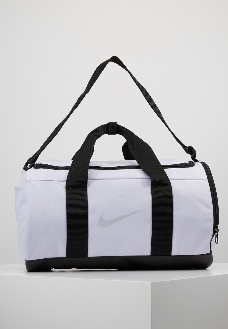 Nike Performance - TEAM DUFFLE - Sportstasker - amethyst tint/black/iridescent