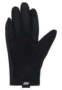 Nike Performance - WOMEN'S BASE LAYER GLOVES - Guantes - black/pure platinum - 3