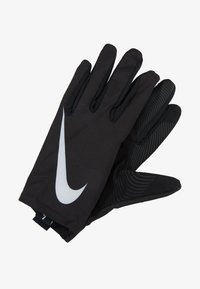 Nike Performance - WOMEN'S BASE LAYER GLOVES - Guantes - black/pure platinum - 1