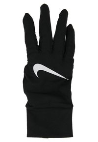 Nike Performance - NIKE WOMENS DRY RUNNING GLOVES - Guantes - black/silver - 2