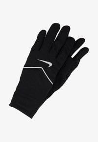 Nike Performance - WOMENSSPHERE RUNNING GLOVES - Fingervantar - black/silver - 2