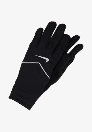 WOMENSSPHERE RUNNING GLOVES - Guantes - black/silver