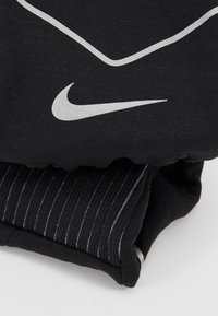 Nike Performance - WOMENSSPHERE RUNNING GLOVES - Fingervantar - black/silver - 3