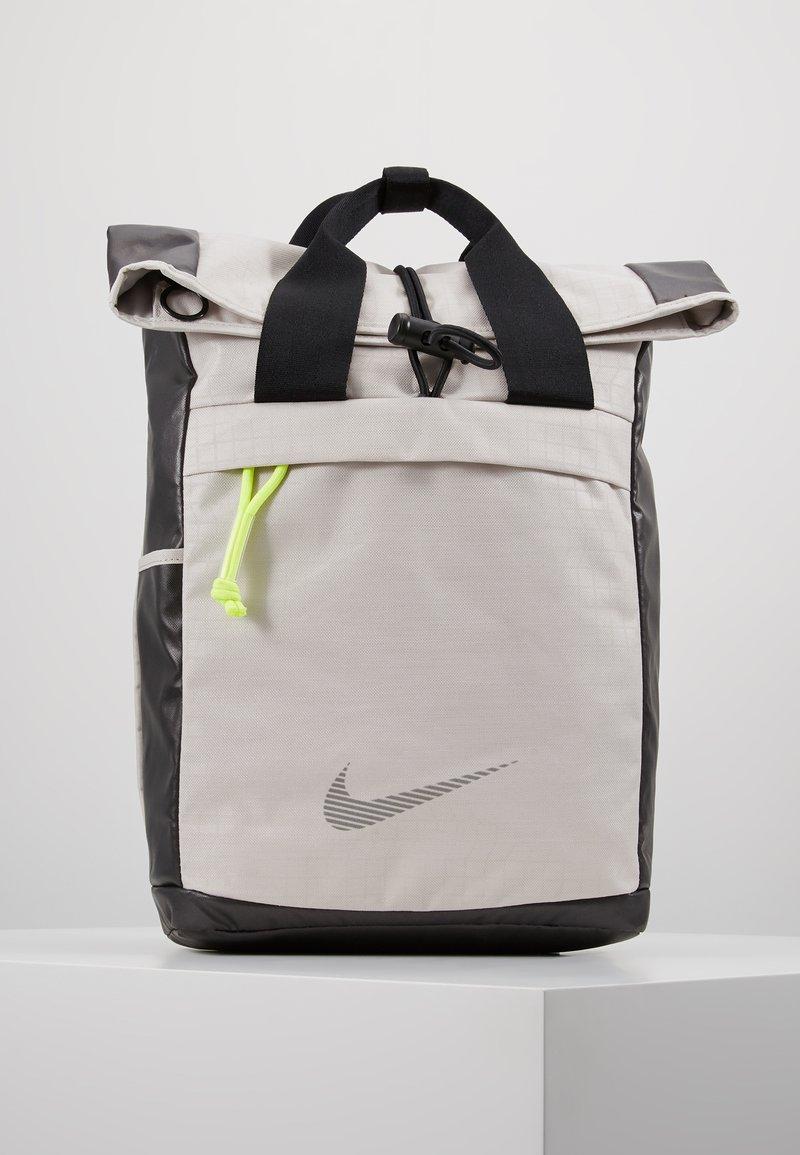 Nike Performance - RADIATE - Rucksack - desert sand/black/reflective