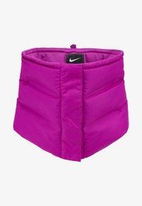 Nike Performance - CITY SCARF - Kruhová šála - vivid purple/reflective black - 5