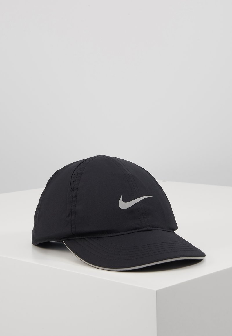 Nike Performance - DRY AEROBILL RUN - Gorra - black