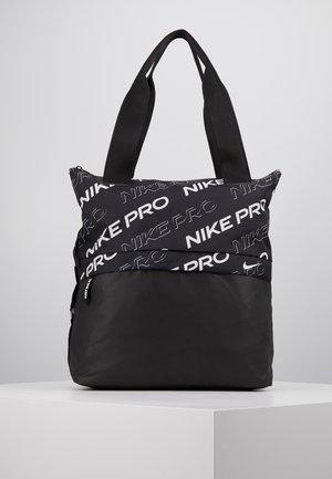 RADIATE TOTE - Treningsbag - black/white
