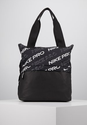 RADIATE TOTE - Sports bag - black/white