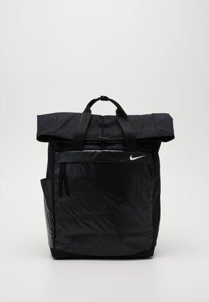NIKE RADIATE - Plecak - black/black/white